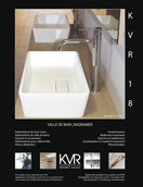 Bathroom mixers catalog